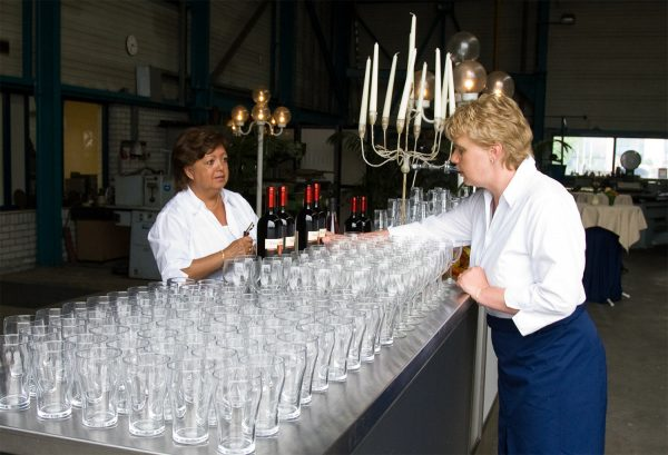 Nannings Catering - Materialen