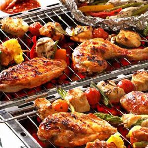 Nannings Catering - Pick & Mix Barbecue