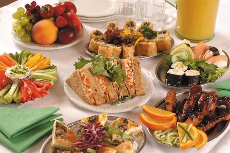 Nannings Catering - Drie Keuze Buffet