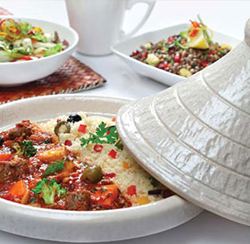 Nannings Catering - Tunesië