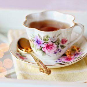 Kopje met thee