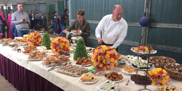 Nannings Catering valt op met verrassende concepten
