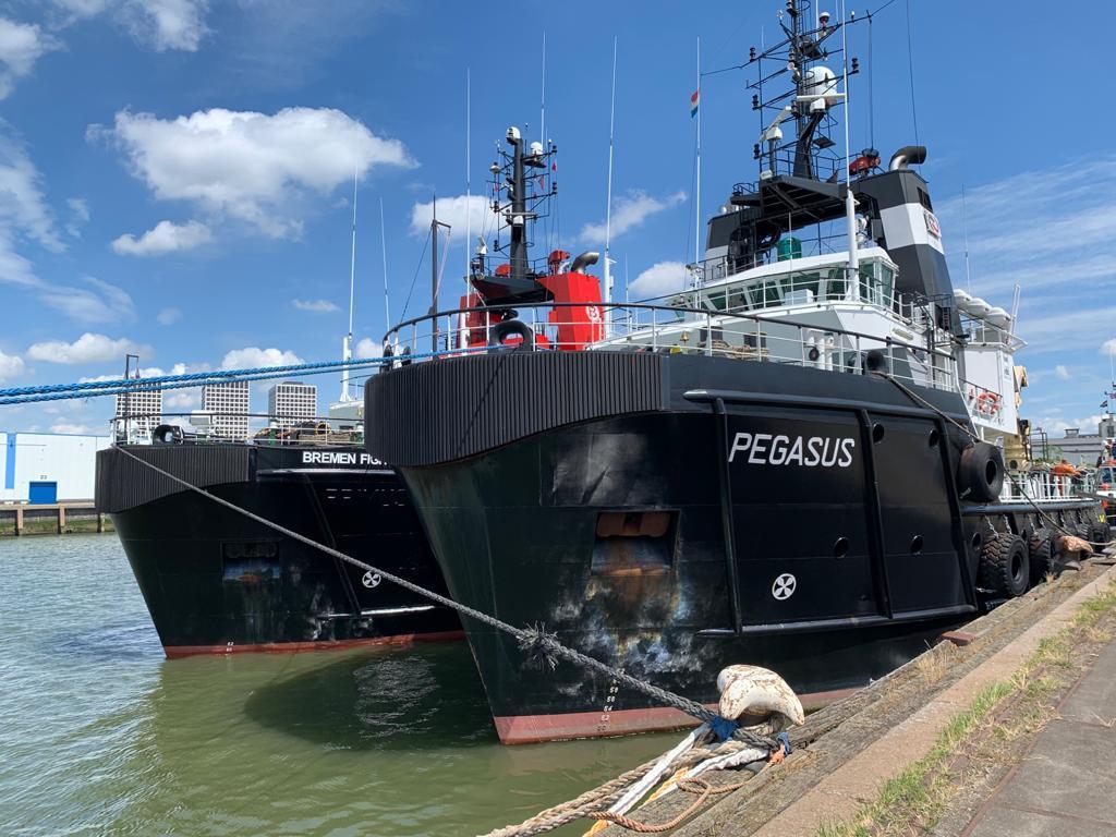 Nannings 24/7 tot beschikking van zeeslepers Muller